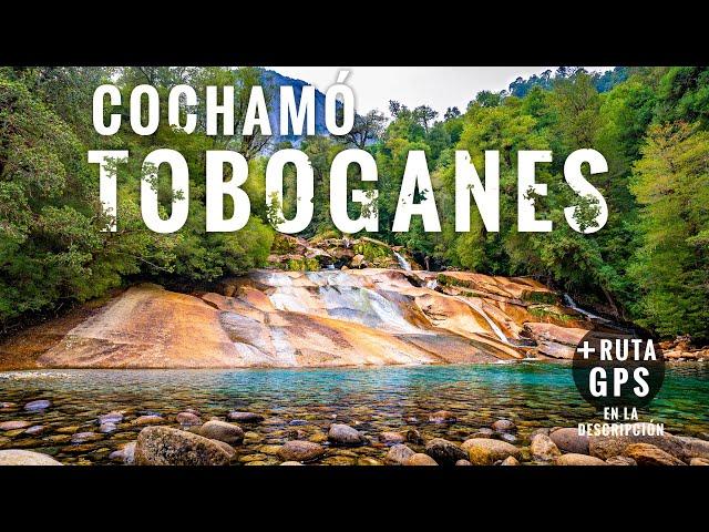 Toboganes de Cochamó y La Junta en 4K: Trekking en Chile 28 Kms (Ep. 1/5)