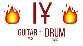 🔥АНОНС - IY Атмосферный Гитарный и Драм Сэмпл-Пак (Guitar and Drum Pack) Битмейкинг