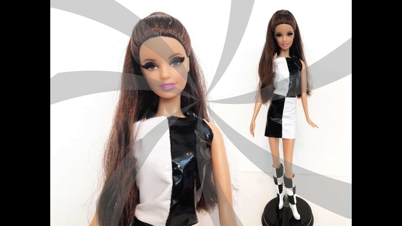 Ariana Grande Problem Doll Tutorial - How to make an ...