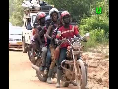 Mumuni Residents Lament Over Bad Road Network
