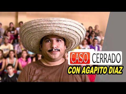 Agapito Diaz en caso cerrado - JR INN