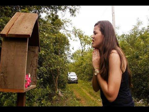 LA CRUCECITA DEL CAMINO (Una historia del Kurupi) corto de terror paraguayo, short film