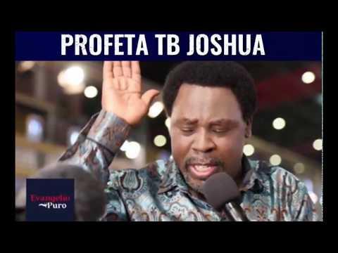 TB Jhosua Es En Realidad Un Profeta?