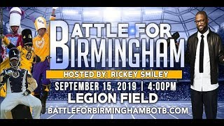 Battle for Birmingham BOTB 2019