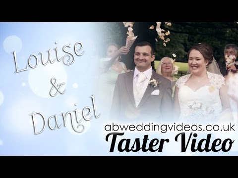 Louise & Daniel's Wedding Day - Taster Video [1080p]