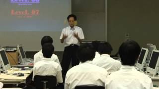 2014年9月17日(水)に安城南高等学校の普通科情報活用コースの生徒31名が...