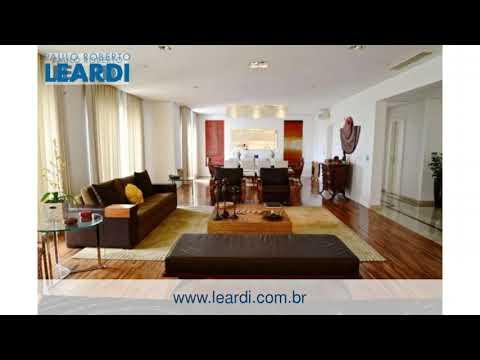 Apartamento - Vila Nova Conceição  - São Paulo - SP - Ref: 497088