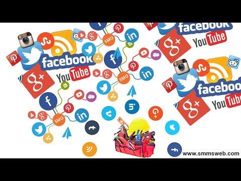 smm tools - social media marketing tutorial & guide 2018 - free tools for social media