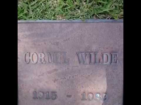 Cornel Wilde - GraveTour.com - Take a famous grave tour!