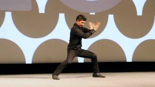 Download Video Iko Uwais (Rama) of The Raid 2: Berandal - Pencak Silat Demo at Sundance 2014 Premiere MP3 3GP MP4