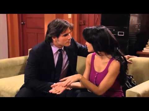 "Sebastian Rulli y Angelique Boyer en ""Teresa"" - capitulo 123"