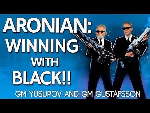 How To Win At Chess With Black 🏅 - GM Levon Aronian [chess24]