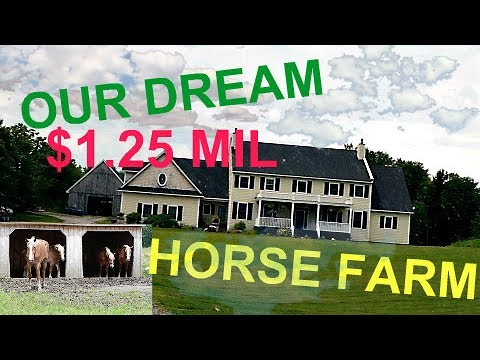 OUR DREAM FARM! Day 196 (07/16/17)