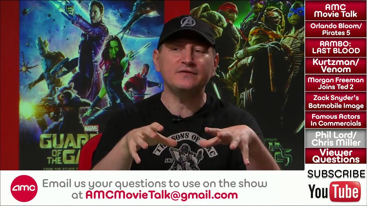 Do Phil Lord & Chris Miller Get The Respect They Deserve? – AMC Movie News