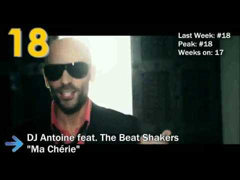 Deutsche Top 30 Single Charts 29.01.12