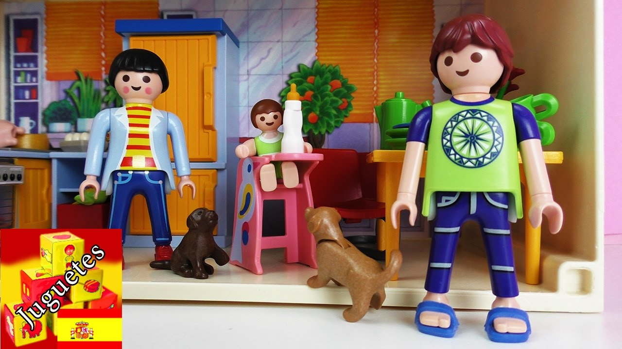 Unboxing De Casa De Mu Ecas De Playmobil Youtube