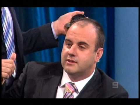 The Footy Show AFL (2008) - Hutchy and Advanced Hair