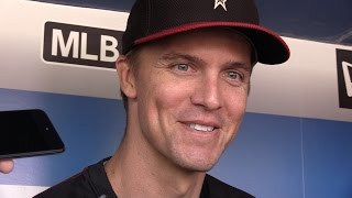 Zack Greinke returns to Dodger Stadium