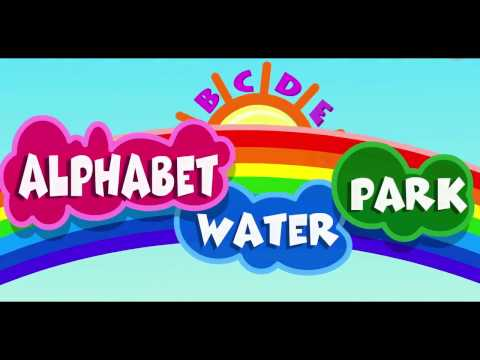 ABC Songs for Children   ABCD Song in Alphabet Water Park   Phonics Songs & Nursery Rhymes