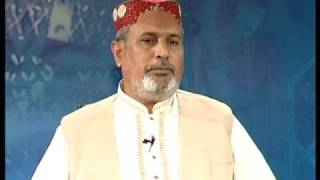Kasheyat e Elahi...Part 1 of 2...By Syed Mohammed Habib Irfani Chishti of Sundar Sharif.avi