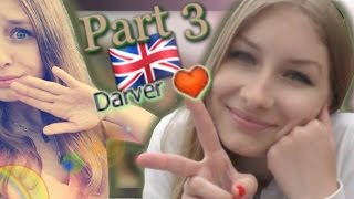 Обучение в Англии!!! ♥ Часть Третья/Автобус с мороженым/ Яхтинг:D