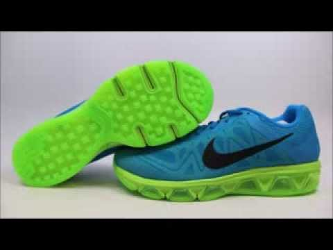 Nike Air Max Tailwind 8 Mens 805941 014 Platinum Blue Running