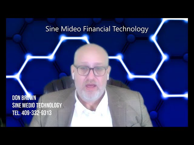 Don Brown, founder and CEO of Sine Medio Technology