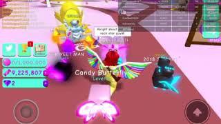 Obtenir une hydre démoniaque gratuitement d'un ami!/ Roblox Bubble simulateur de soufflage