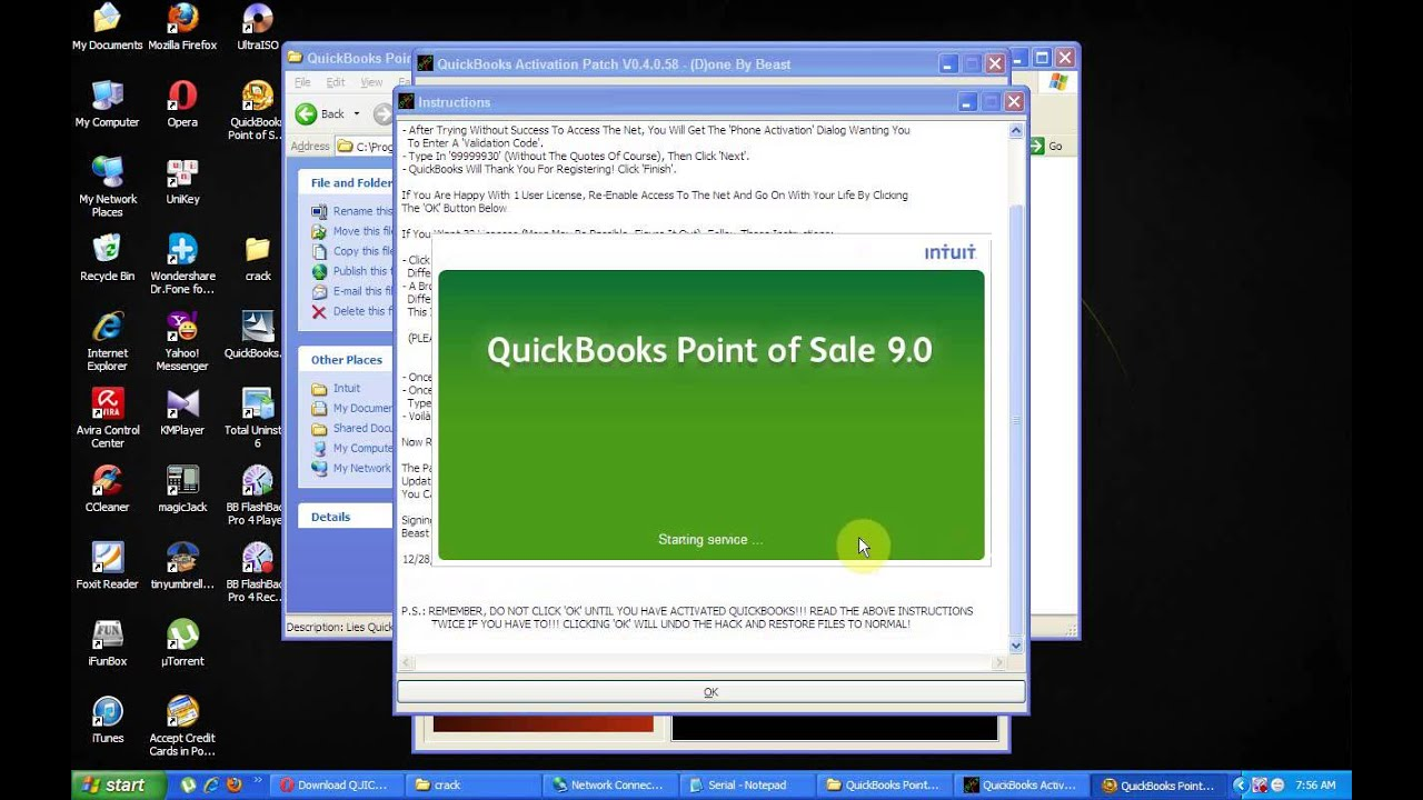 crack QB pos 9.0 - YouTube