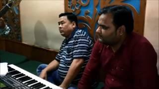 Making of Kumaoni Album Gham Chhaya Le New Album of Chandani Enterprises n Chhila Diga Production