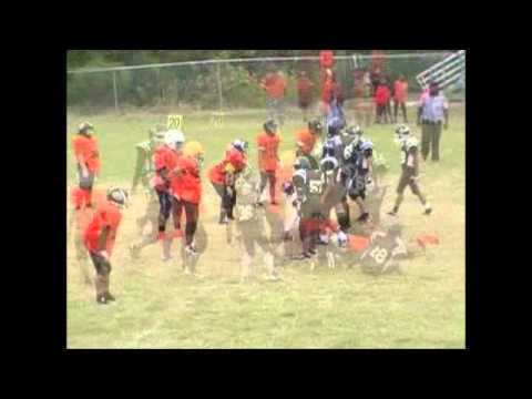 2012 Colts Pee Wees vs Carthage