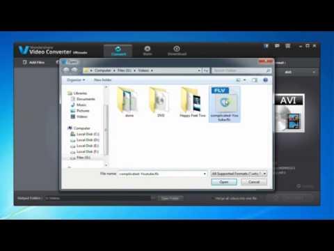 Cómo convertir de YouTube a MP4 en Windows