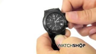 Casio Ladies' Sheen Chronograph Watch (SHE-5516BD-1ADR)