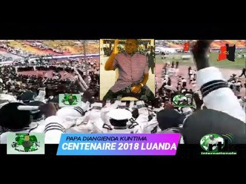 CENTENAIRE 2018 A LUANDA ANGOLA FLASH PUB