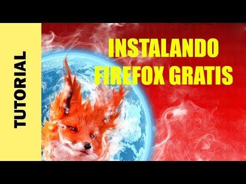 Baixando e Instalando Mozila Firefox Última Versão Gratis