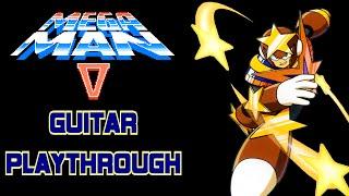Star Man - Mega Man 5 Guitar Playthrough (part 5)
