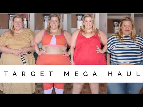 My First Target Affordable Plus Size Clothing Haul