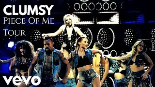 Britney Spears - Clumsy - Full Performance / Piece Of Me Tour - (2018)