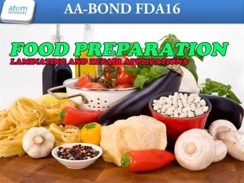FDA | Food Safe | Epoxy | Adhesive