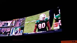 College Football game day, Caesars Palace Hotel Sports Book