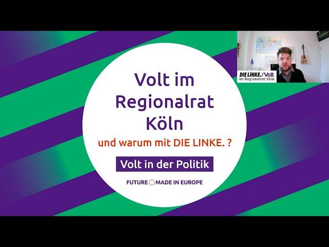 Regionalrat #Köln Episode #01 2021
