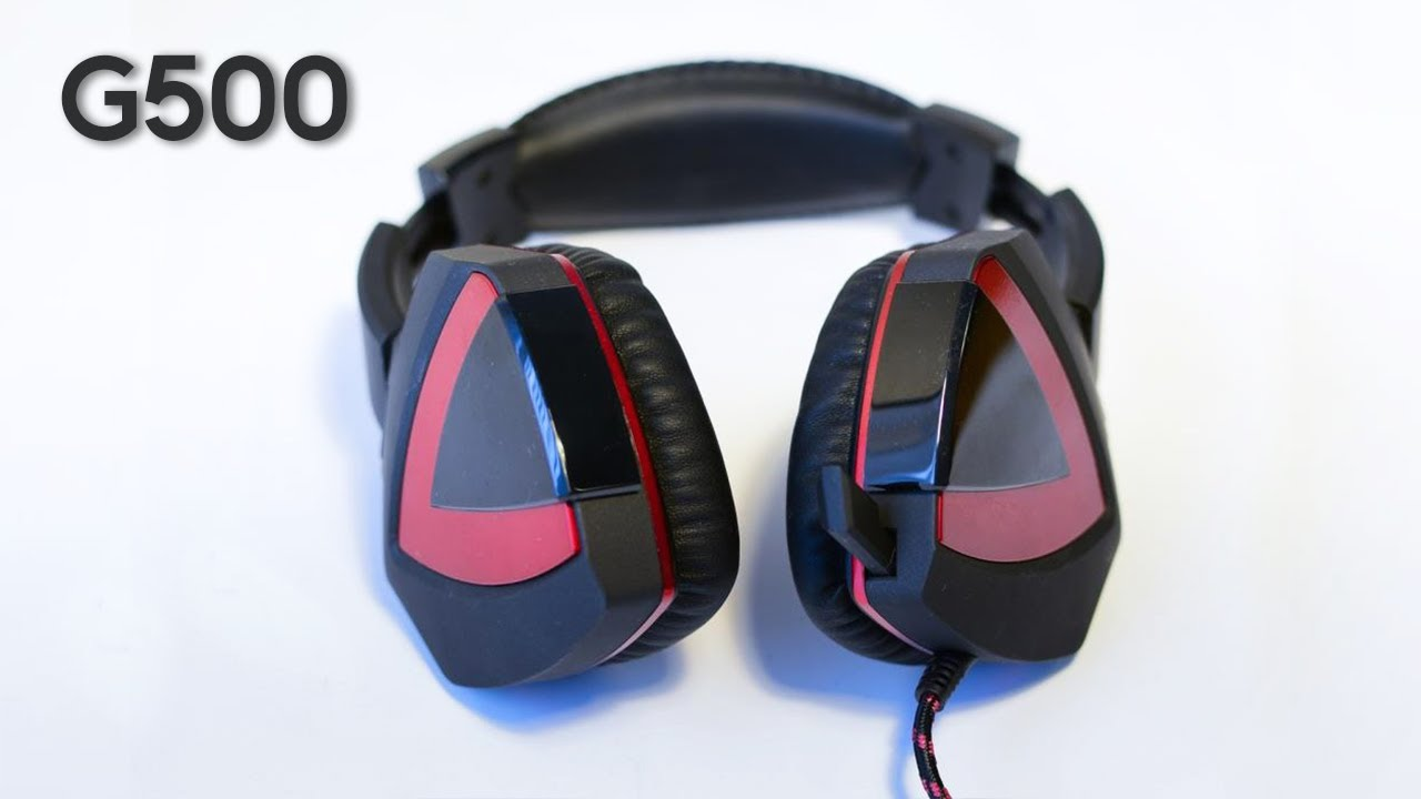 Unboxing A4Tech Bloody G500 bat Gaming Headset