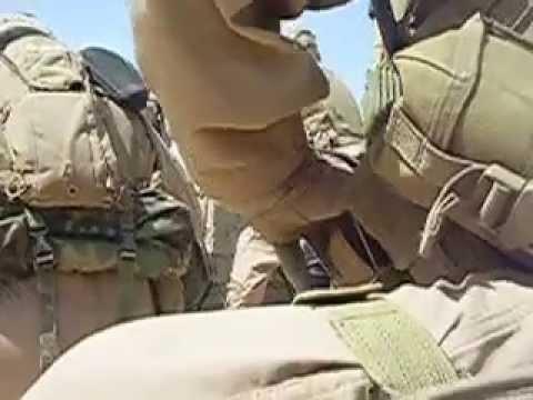 2nd Bn 7th Marines Echo Co Firefight in Zaidon, Iraq
