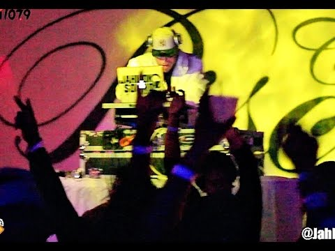 JahLion Sound Rickey Smiley Morning Show Destroys Club Pisces Atlanta