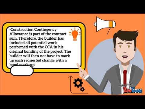 Contingency Cost- QUS4202-Estimating 3