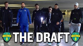 THE DRAFT! - Wembley Cup 2018 - Which Legends & YouTubers will get picked?!