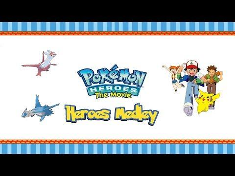 Pokemon Heroes Latios And Latias Youtube