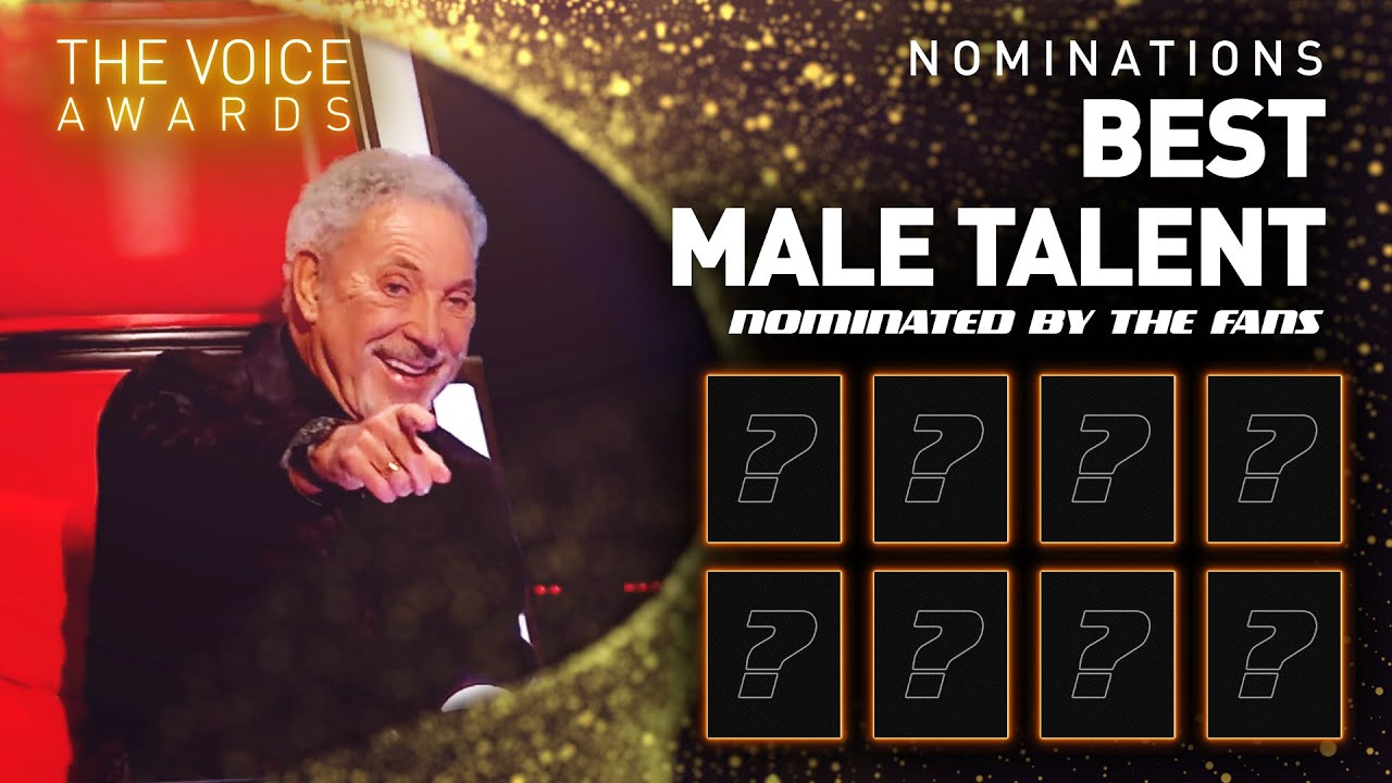 𝙑𝙊𝙏𝙄𝙉𝙂 𝙊𝙋𝙀𝙉 𝙉𝙊𝙒 | Best Male Talent nominees | The Voice Awards
