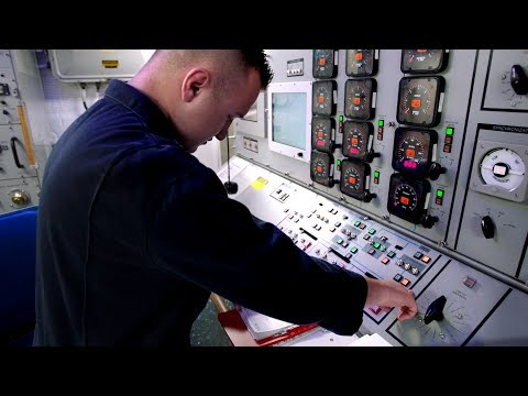 Navy Gas Turbine Systems Technician: Electrical – GSE