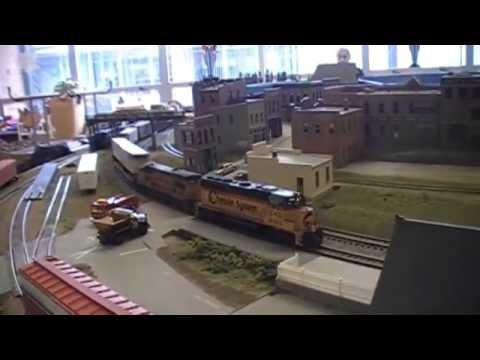 Ford Model Railroad Club (St. Robert Bellarmine), 01-25-2015